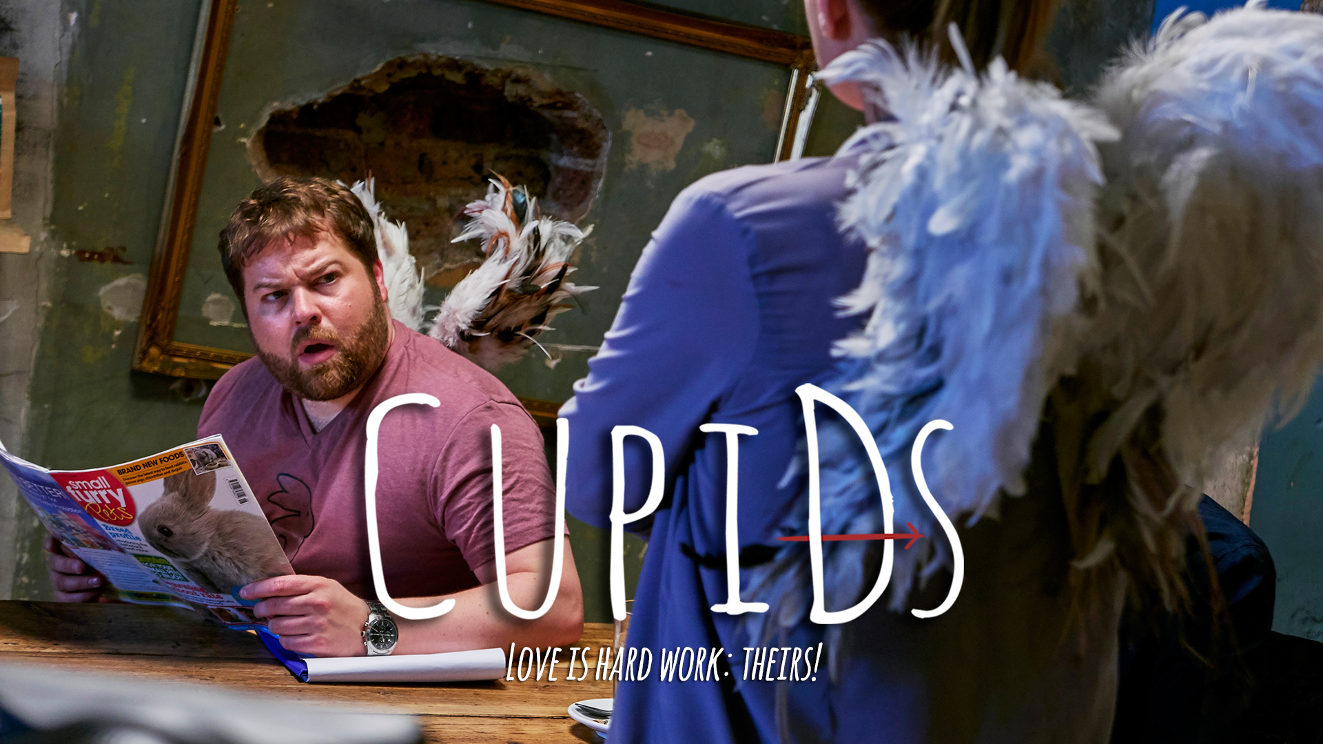 Festival films: Cupids – Cupidi – Angelo Calarco