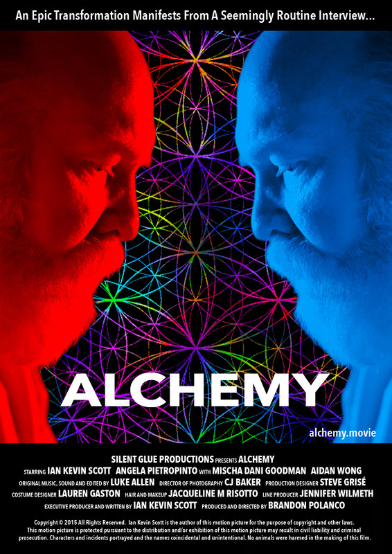 Festival films: Alchemy – Alchimia – Brandon Polanco