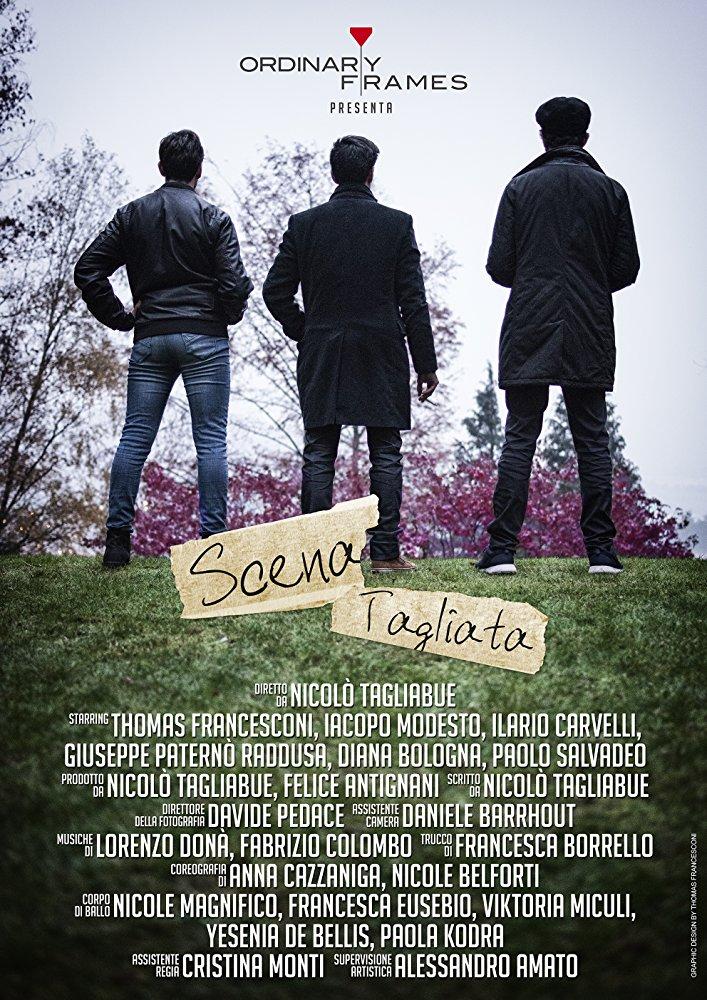 Festival films: Scena Tagliata – Nicolò Tagliabue [FUORI CONCORSO]