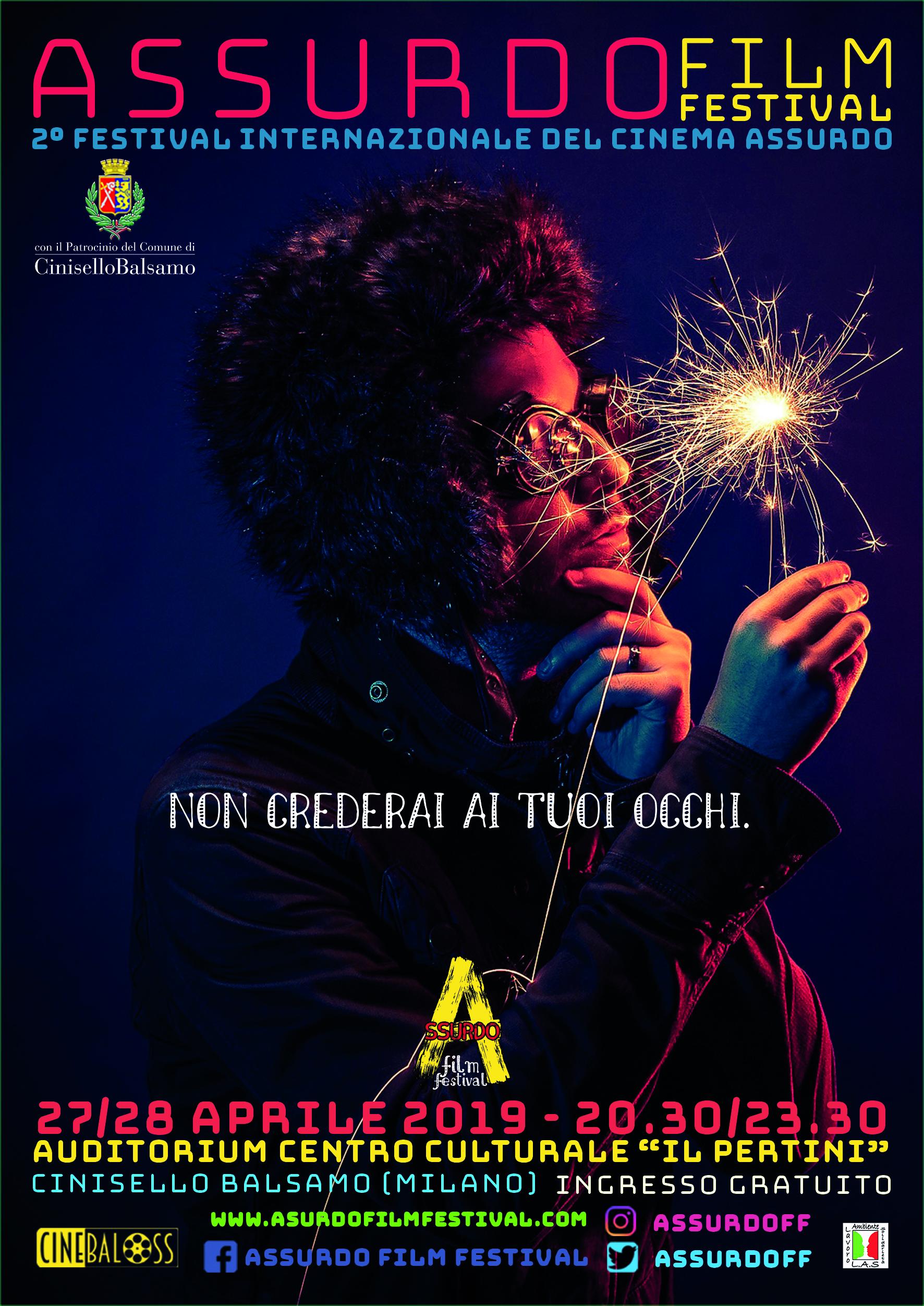 Assurdo Film Festival – i Finalisti – Assurdo film Festival – The finalists