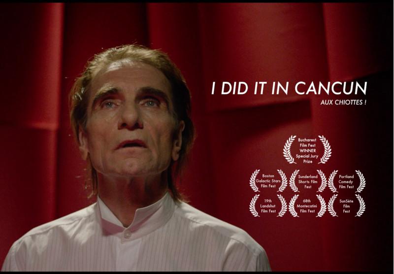 Festival films – I did it in Cancun – L'ho fatta a Cancun – Matthieu Moerlen