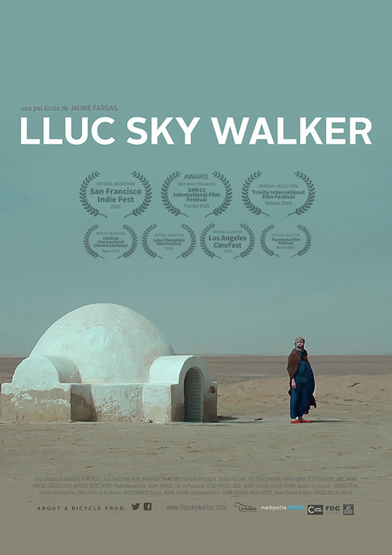 LLUC SKY WALKER – lungometraggio – feature film